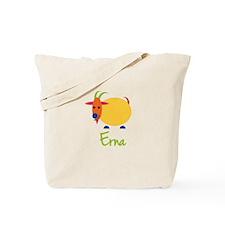 Erna The Capricorn Goat Tote Bag