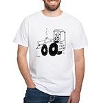 Grey Poupon on Board White T-Shirt