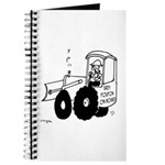 Grey Poupon on Board Journal