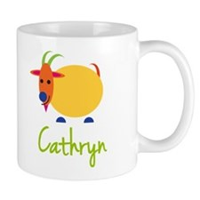 Cathryn The Capricorn Goat Mug