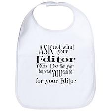 Ask Not Editor Bib
