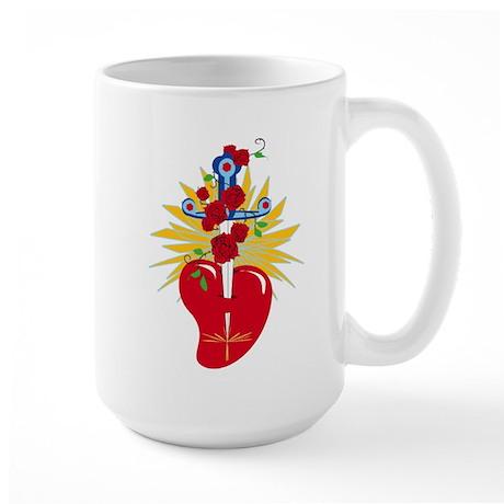 Knight of the Rosicrucian Order Large Mug