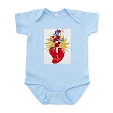 Knight of the Rosicrucian Order Infant Bodysuit
