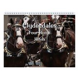 Clydesdale Wall Calendars