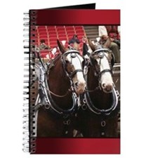 Clydesdale Four-Horse Hitch Journal