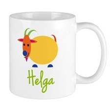 Helga The Capricorn Goat Mug