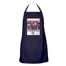 Trust Issues Apron (dark)