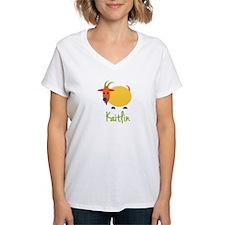 Kaitlin The Capricorn Goat Shirt