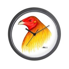 Gamecock Dubbed Wall Clock