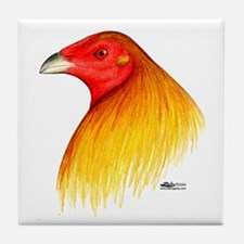 Gamecock Dubbed Tile Coaster