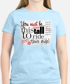 Unique Tall girls T-Shirt