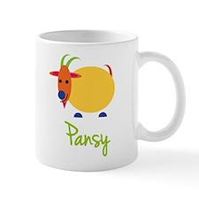 Pansy The Capricorn Goat Mug