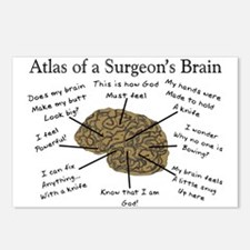 Physicians/Surgeons Postcards (Package of 8)
