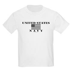 US Navy Kids T-Shirt
