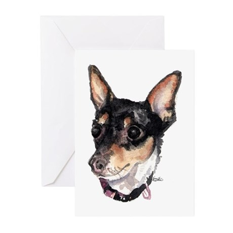 Chang Greeting Cards (Pk of 10)