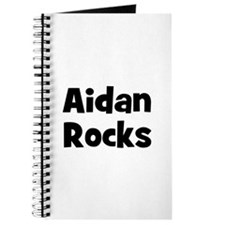Aidan Rocks Journal