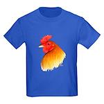 Gamecock Pea Comb Kids Dark T-Shirt