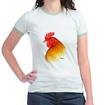 Gamecock Pea Comb Jr. Ringer T-Shirt