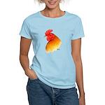Gamecock Pea Comb Women's Light T-Shirt