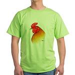 Gamecock Pea Comb Green T-Shirt