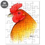Gamecock Pea Comb Puzzle