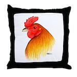 Gamecock Pea Comb Throw Pillow