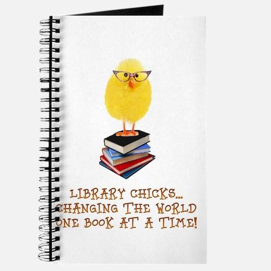 Cute Education librarian Journal