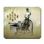 The Fortune Teller Mousepad