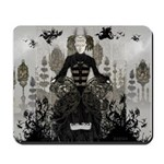 The Bee Queen Mousepad