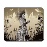 The Calcutta Flower Song Mousepad