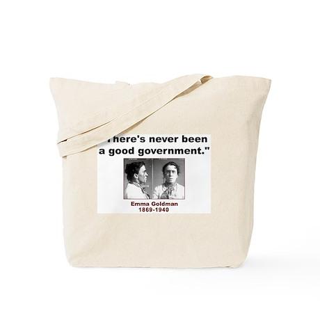 Goldman Tote Bag