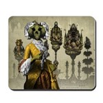 The Bride of the Headless Horseman Mousepad