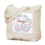 Fred-is-Peace Tote Bag