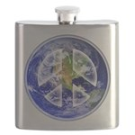 Peace on Earth Flask