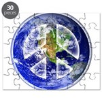 Peace on Earth Puzzle