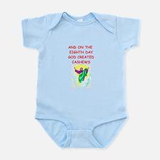 cashews Infant Bodysuit
