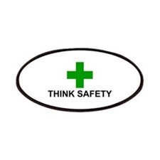 THINK SAFETY - Patches