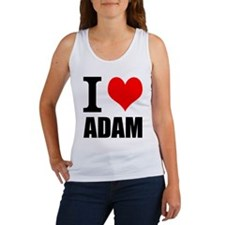 I Heart Adam Women's Tank Top