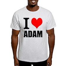 I Heart Adam T-Shirt