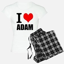 I Heart Adam Pajamas