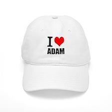 I Heart Adam Baseball Cap