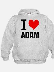 I Heart Adam Hoodie