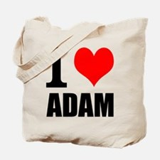 I Heart Adam Tote Bag