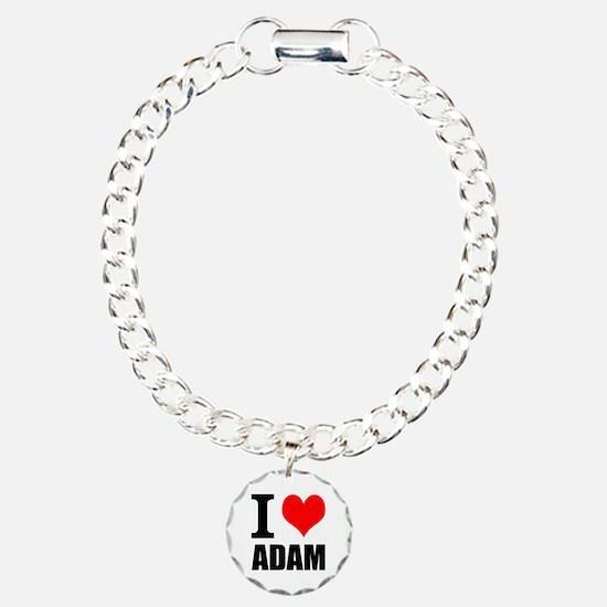 I Heart Adam Bracelet
