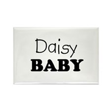 Daisy baby Rectangle Magnet