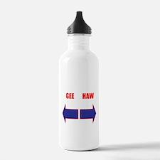 Mushing Water Bottle