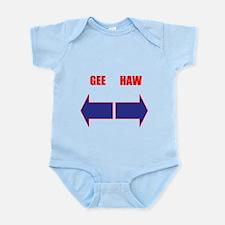 Musher Infant Bodysuit