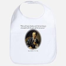 Diderot-Man Will Never Be Fre Bib