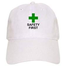 SAFETY FIRST - Baseball Cap