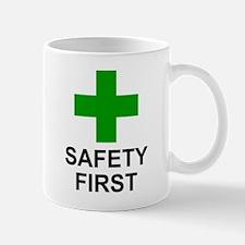 SAFETY FIRST - Mug
